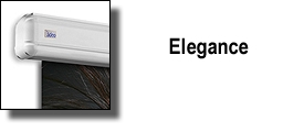 ELEGANCE ELECTRIC MOTORIZED SCREEN BY ADEO