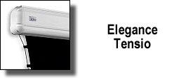 ELEGANCE ELECTRIC MOTORIZED TENSIONATED SCREEN BY ADEO