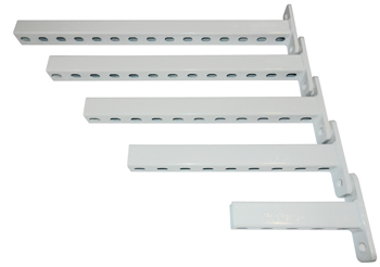 Extensions for screen brackets