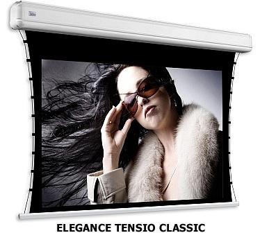 Schermo tensionato Elegance in versione Classic