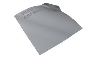 Vision Fold Rear projectiedoek, voor in de frame projectieschermen van Adeo.